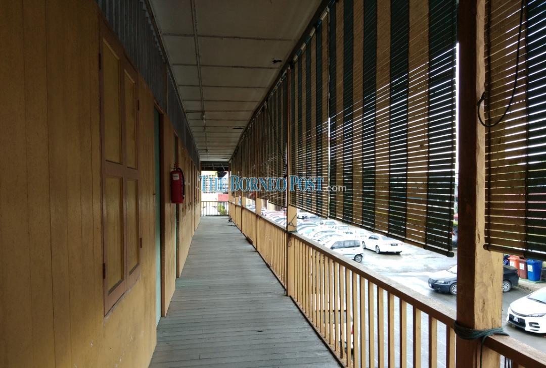 Classroom block at SK Perbandaran Sibu No 4 to be reassessed for repairs after closure