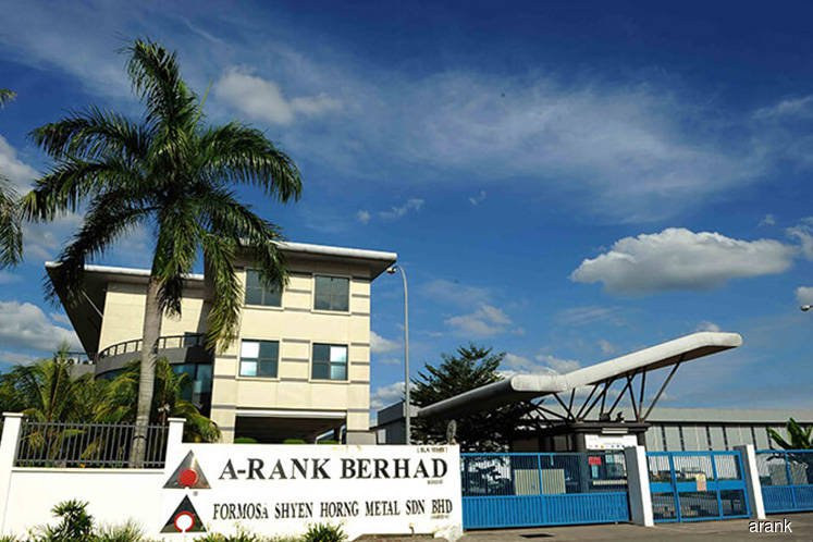 A-Rank 4Q net profit down 24% on higher income tax provision