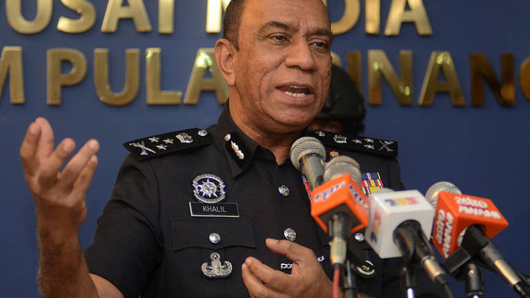 Do not organise 'private parties': Police