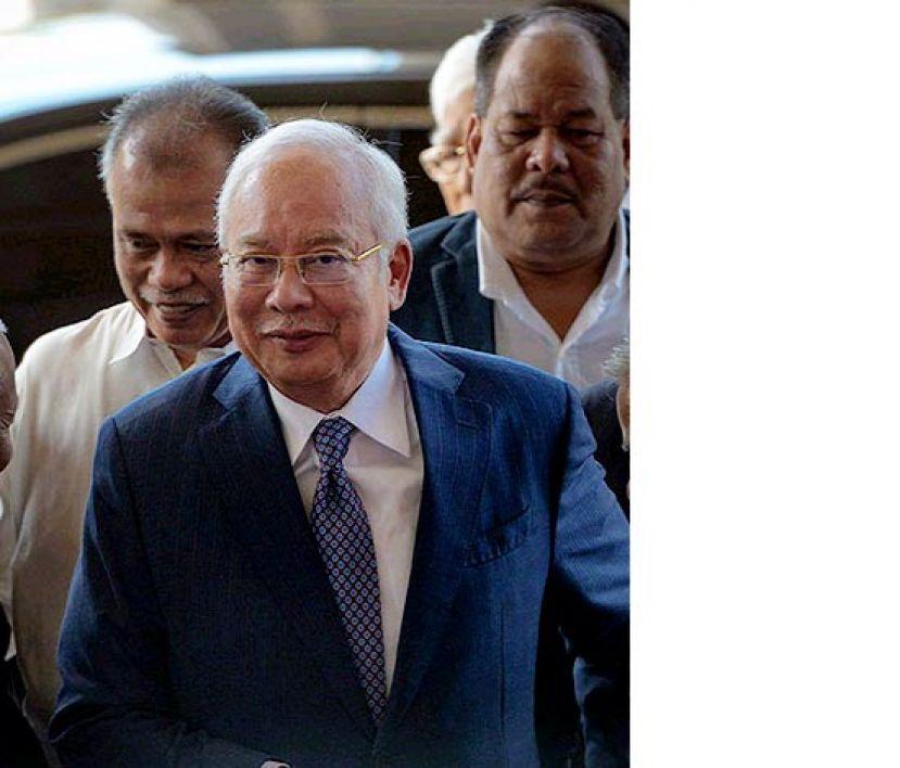 1MDB与阿尔巴180亿交易 证人:纳吉扮演关键角色