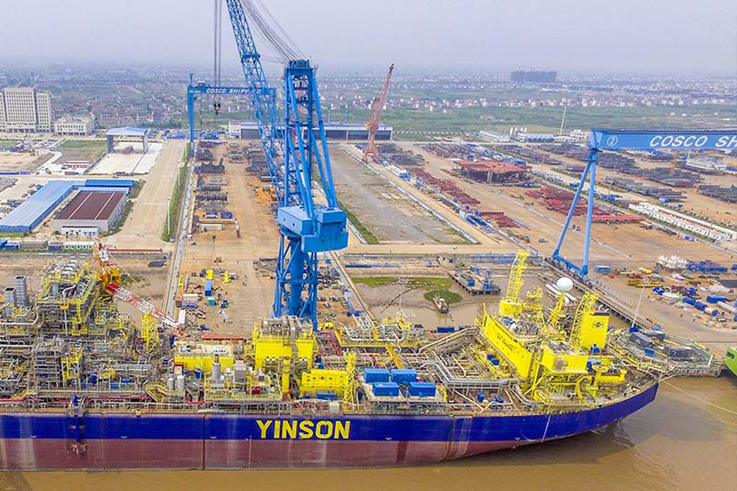 Yinson's 3Q earnings rise on lower administrative expenses