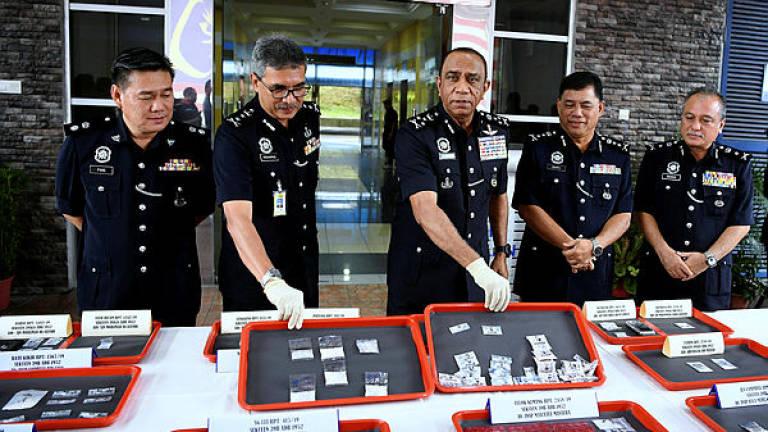Op Blue Devil: 142 members of police force detected to be drug positive