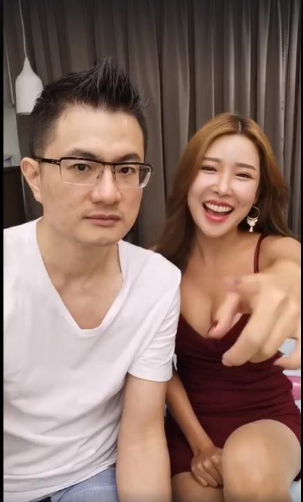 【飞机杯女王性感出镜! 】大马王力宏&Gatita Yan共处一室「泳装热舞」内有影片!