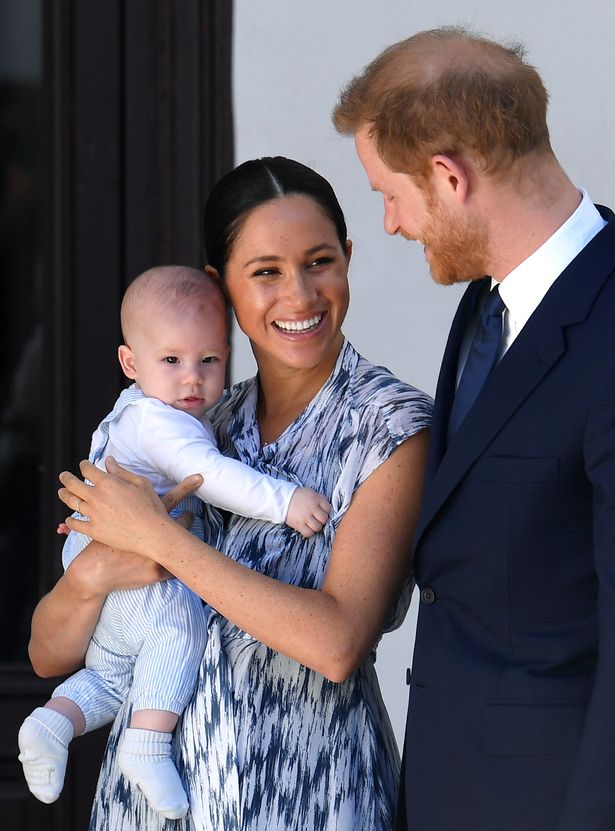 Meghan Markle and Prince Harry celebrate first Thanksgiving with sweet and humble touch