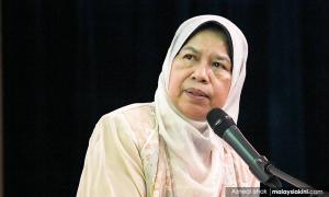 Zuraida: Good Anwar met Azmin but he must also meet PKR supreme council