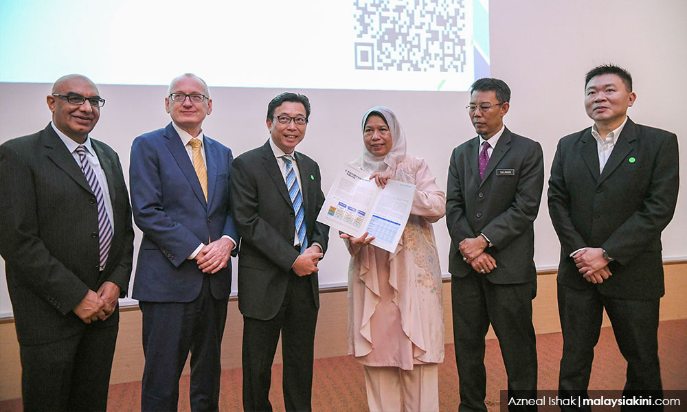 Zuraida wants to revisit waste separation at home initiative