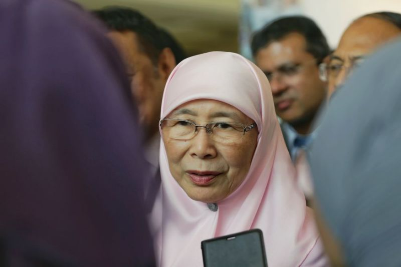 Ex-Umno minister Salleh's application proves PKR attractive, says DPM