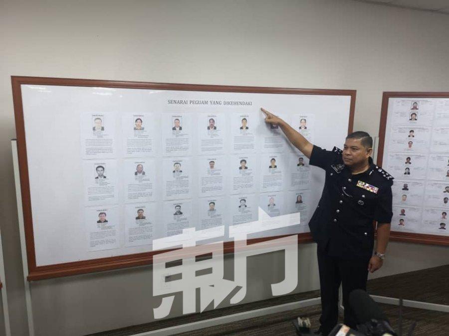 警方寻21名律师 助查土地交易诈骗及失信案