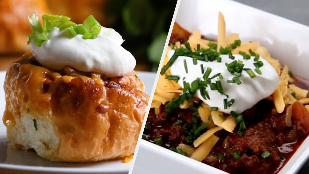 8 Hearty Chili Dishes To Savor This Fall • Tasty