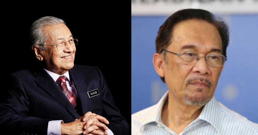 Mahathir: Transition of power to Anwar Ibrahim has never been discussed