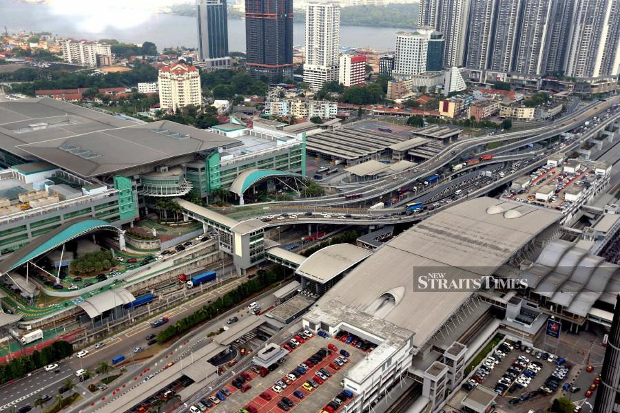 Separate lanes for factory, public buses to reduce congestion at Causeway