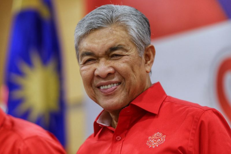 Zahid: BN to contest Tanjung Piai, but undecided on which party