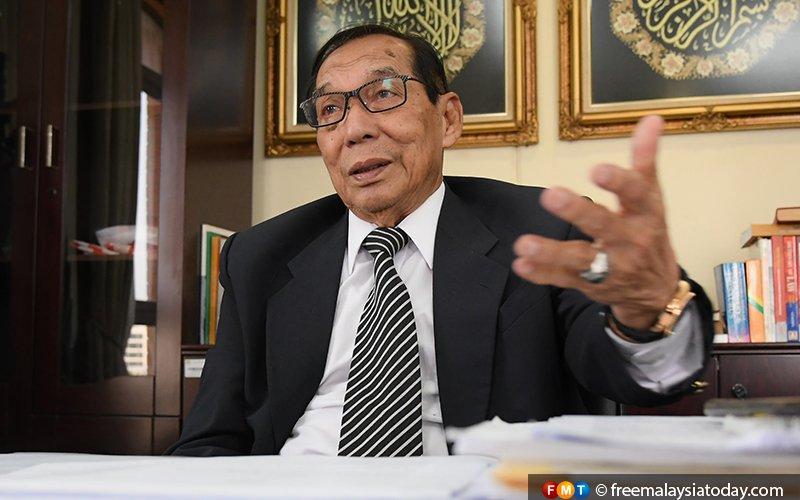 Dr M should serve full term, says PPBM veep