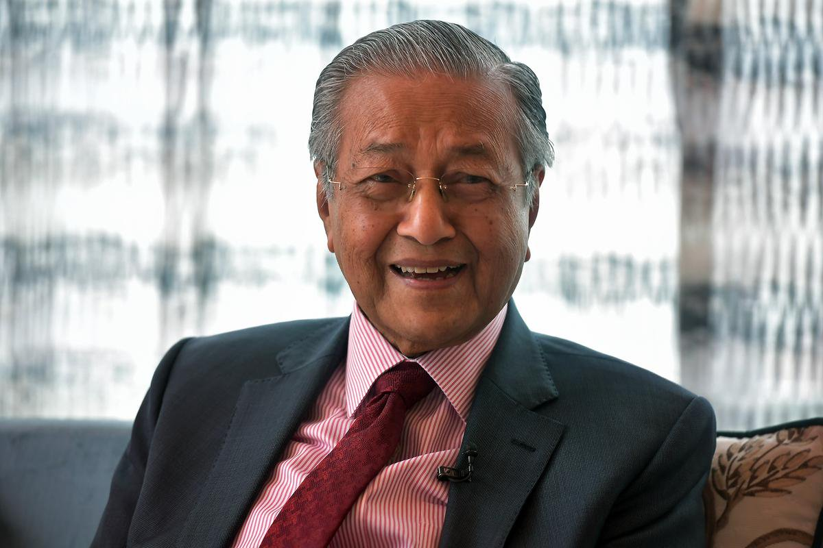 Tun M Says GST Can Come Back If That Is What The People Want