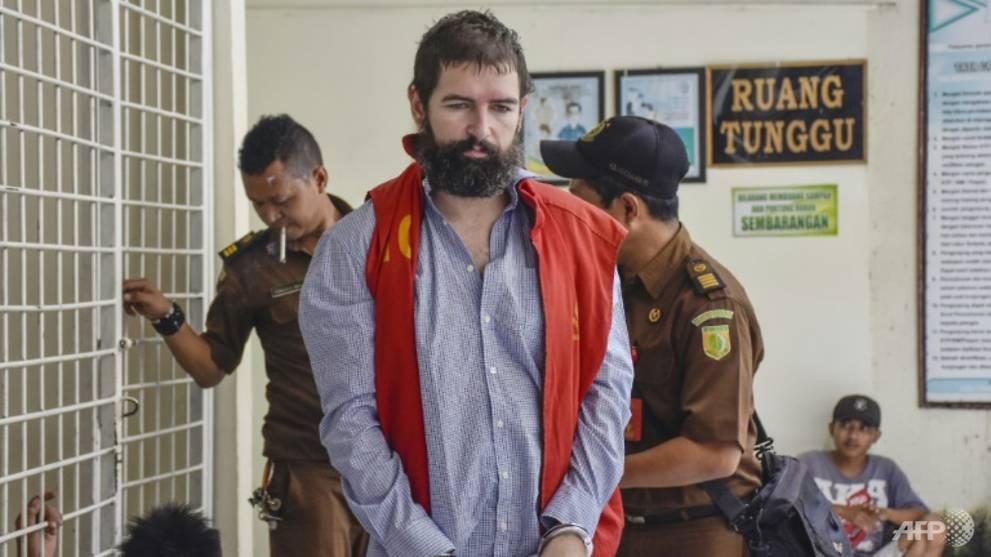 French drug smuggler moving to Indonesia's 'Alcatraz' after escape bid