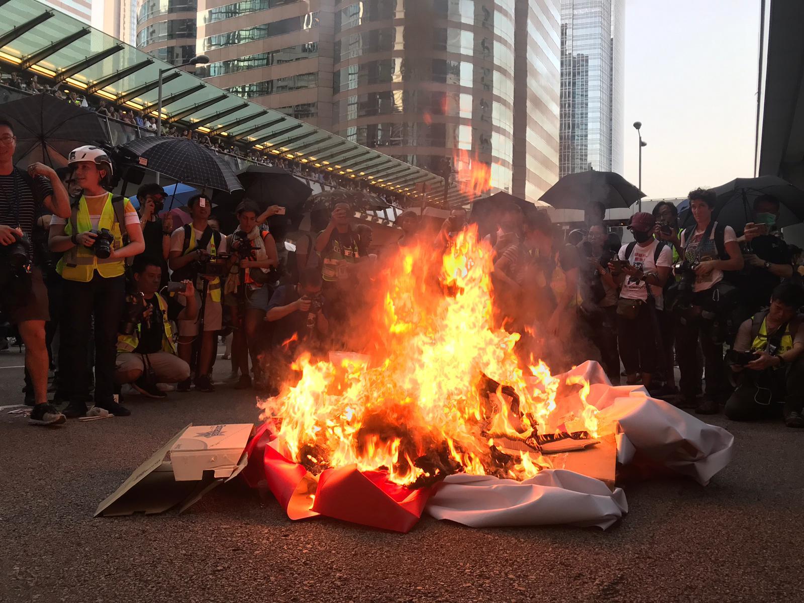 【修例风波】美国众议院下周审议香港议案 团体周一发起遮打集会支持