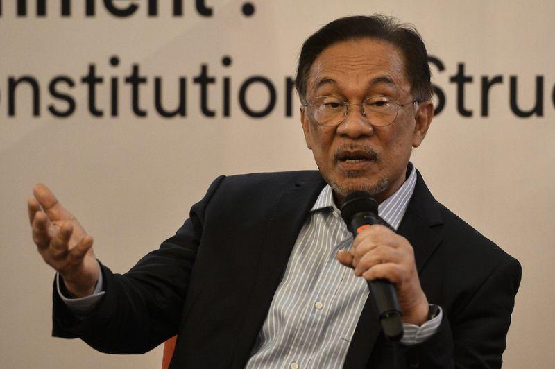 Revert to GST? Improve, reform SST first, urges Anwar