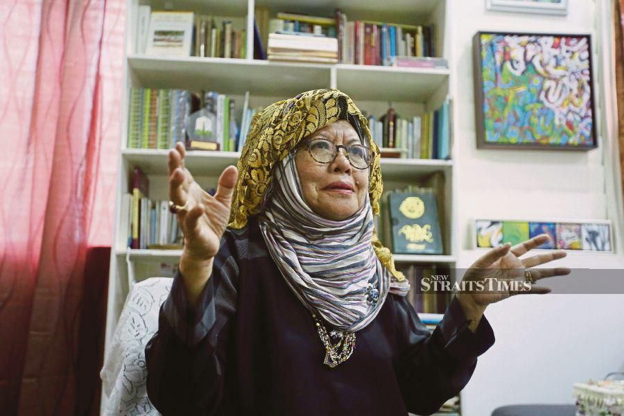 National laureate: Teach kids about traditional wear