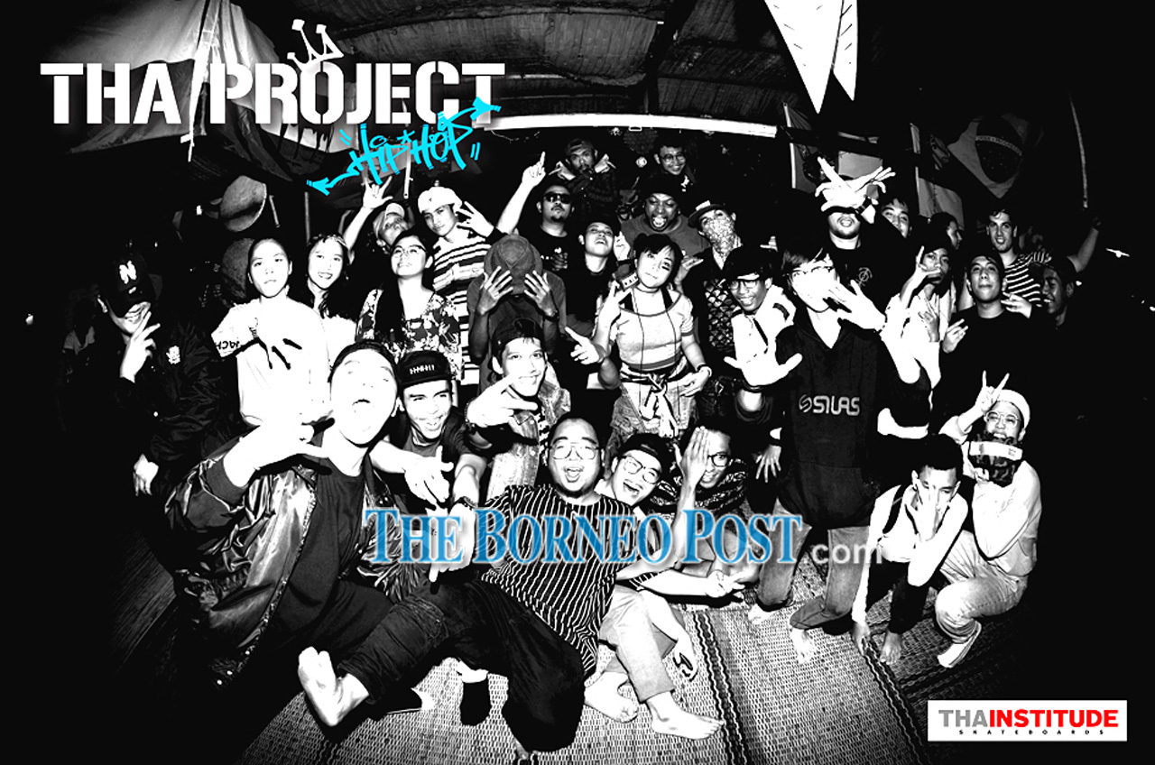 Tha Project Hip Hop is back at WAK on Oct 12-13