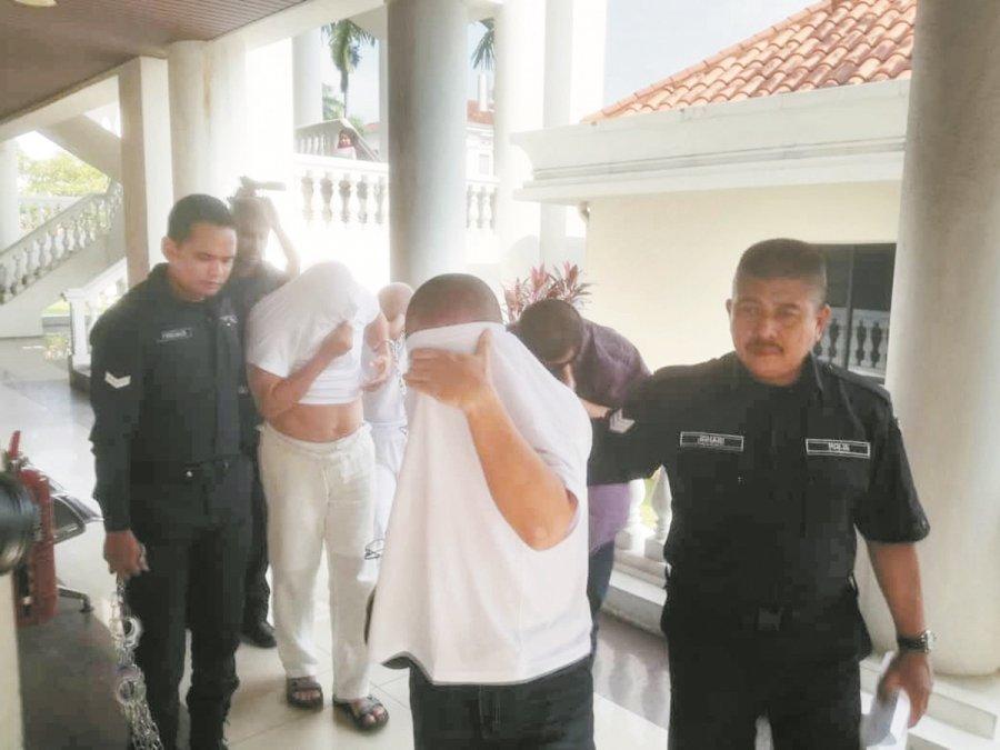 官员贩卖大马卡案明年4月审