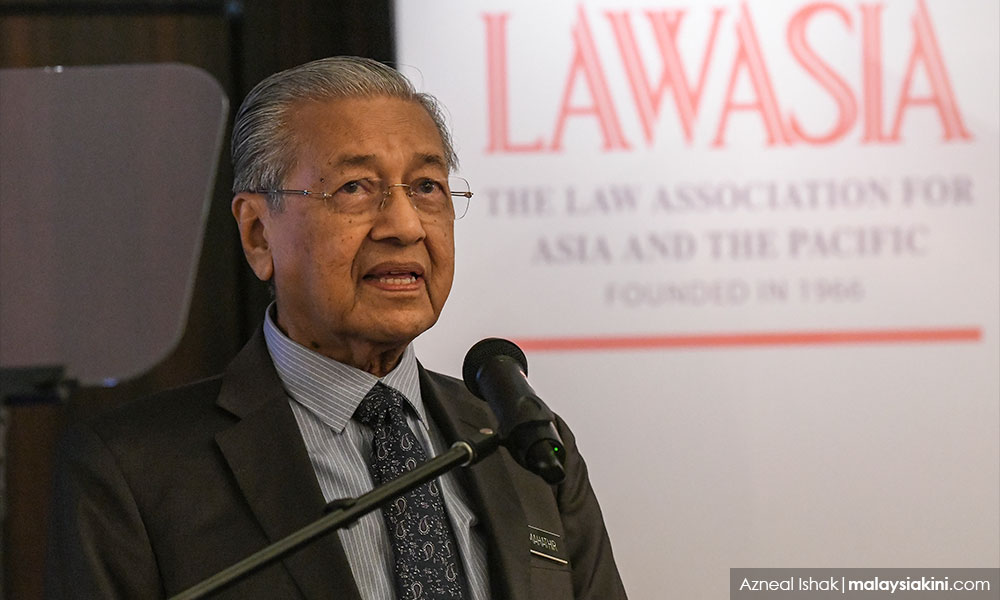 Dr M advises HK leader to step down and 8 other things that happened yesterday