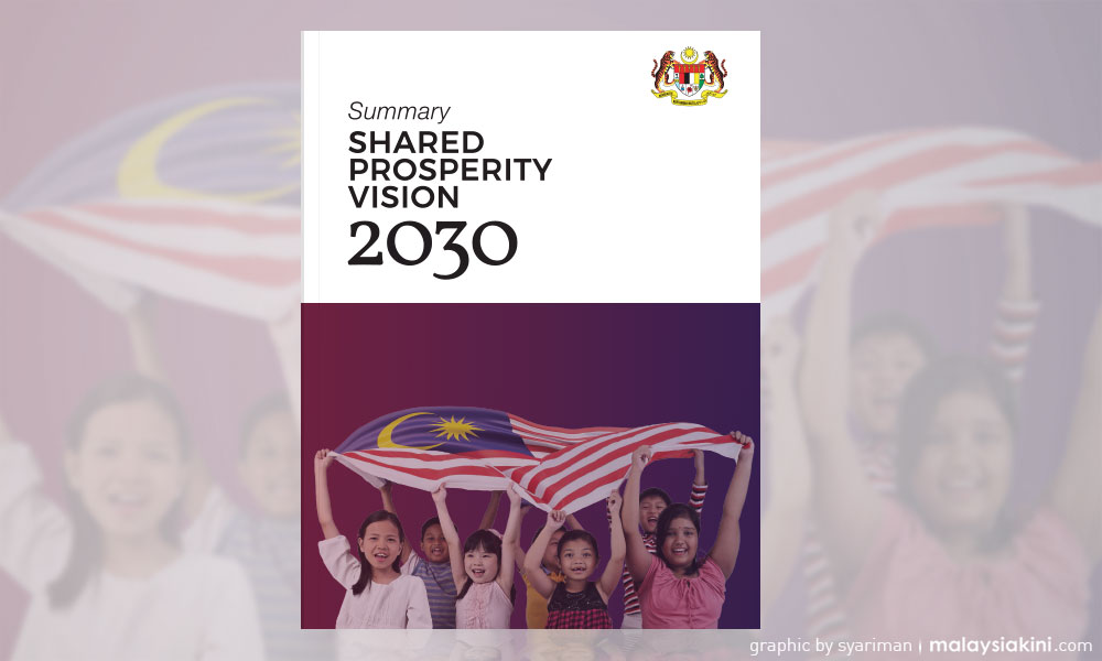 What is Shared Prosperity Vision 2030?