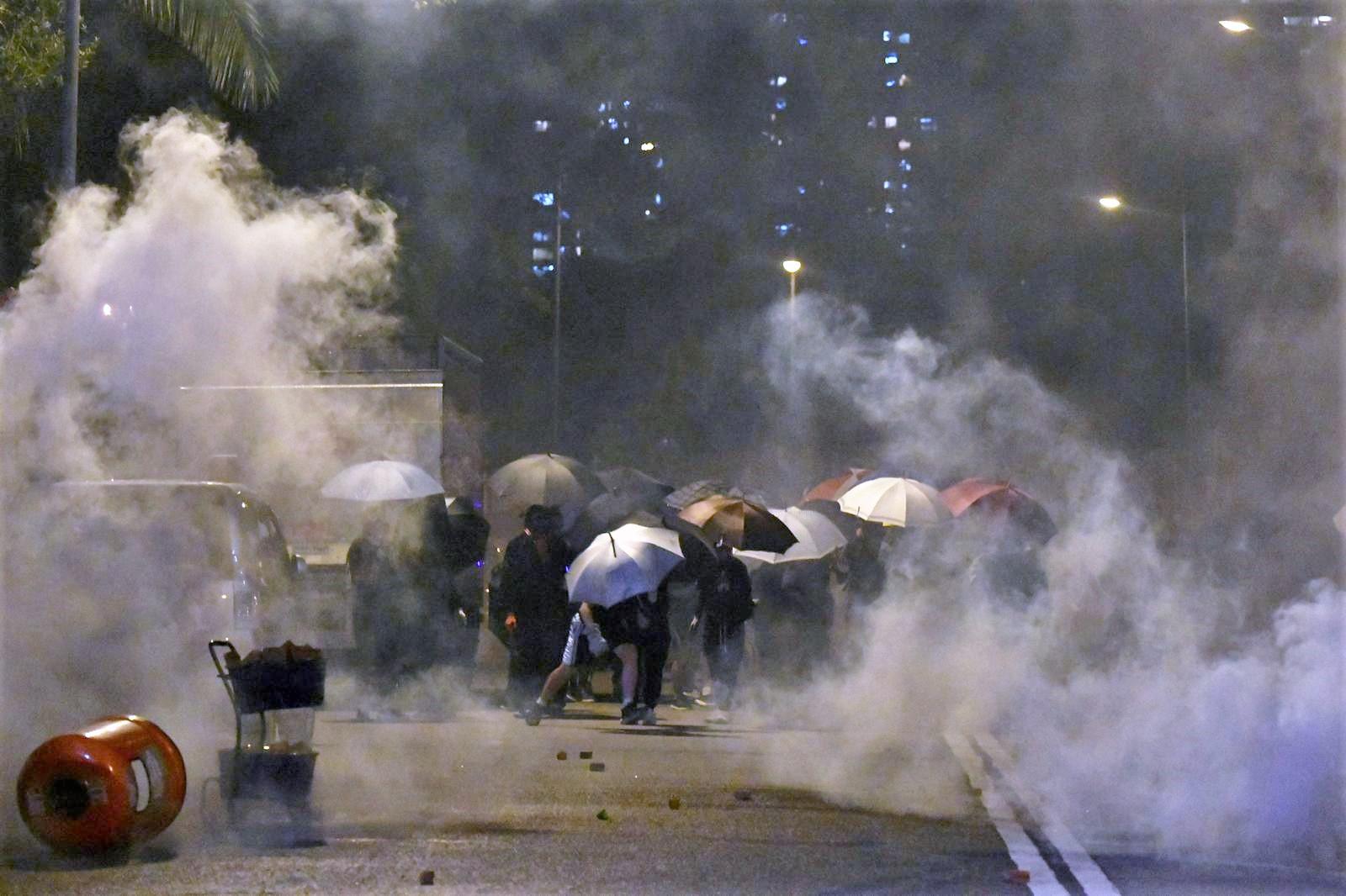 【修例风波】政府吁市民留意自身安全 严厉谴责暴力行为