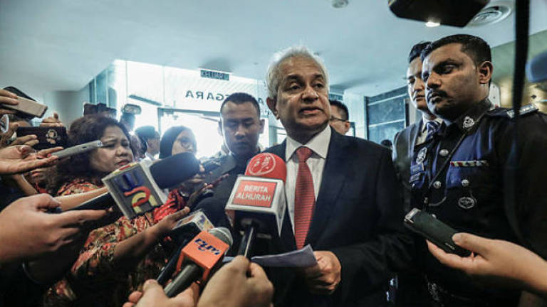 AG: People have more democratic space now, following GE14