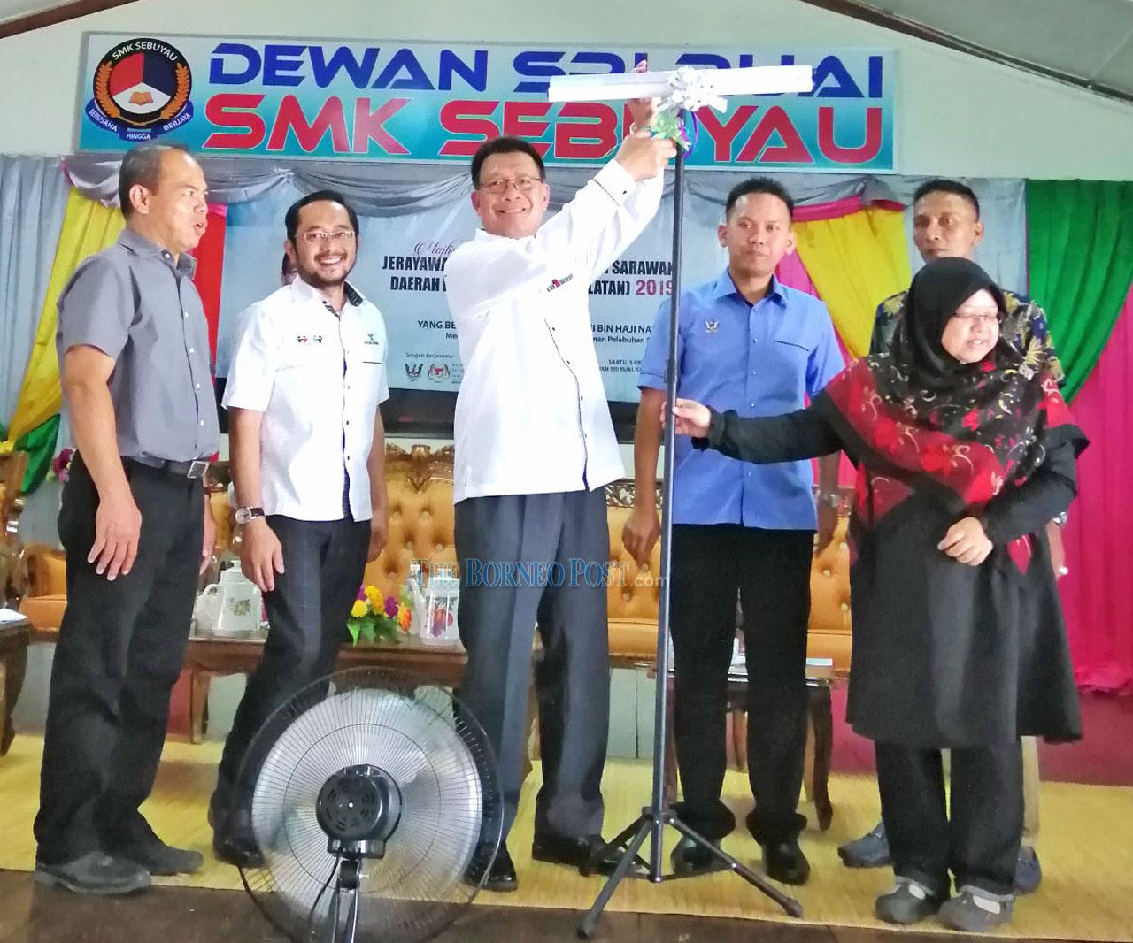 Still no news about SMK Sebuyau project, despite prior approval under 11MP