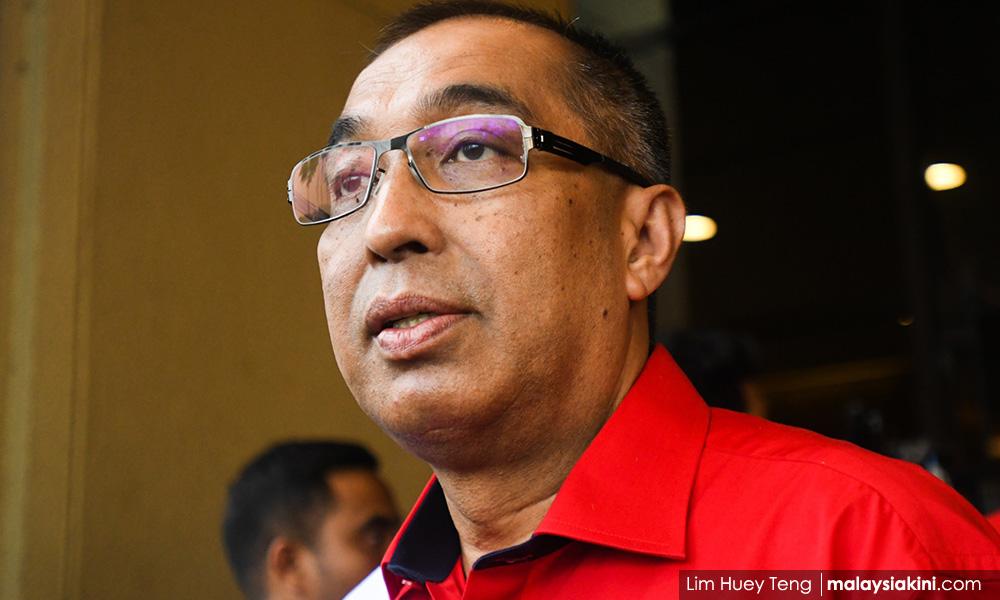 Perak PKR willing to accept Salleh - Farhash
