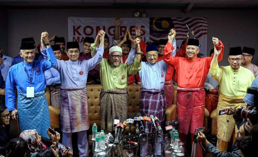 Dr M says PH's 'Malayness' not as strong as BN's