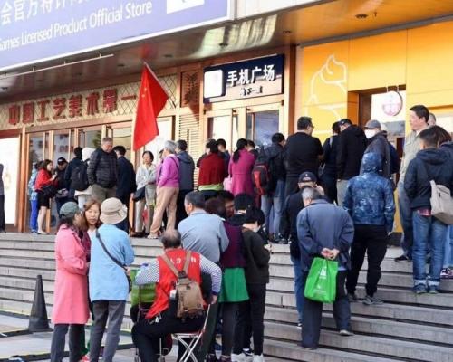 北京冬奥吉祥物首日开卖 3小时总锁售额已达50万人仔