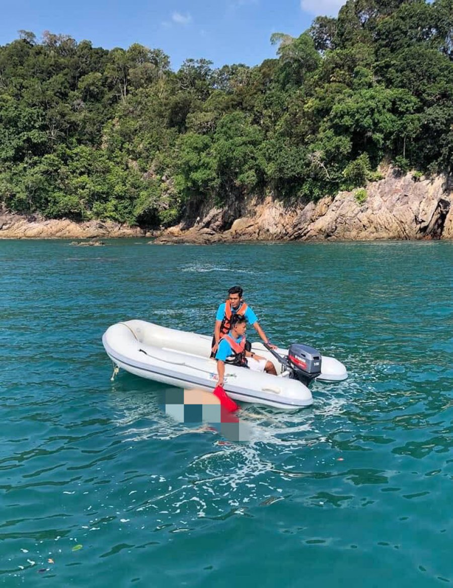 浮罗交怡2外国游客溺毙