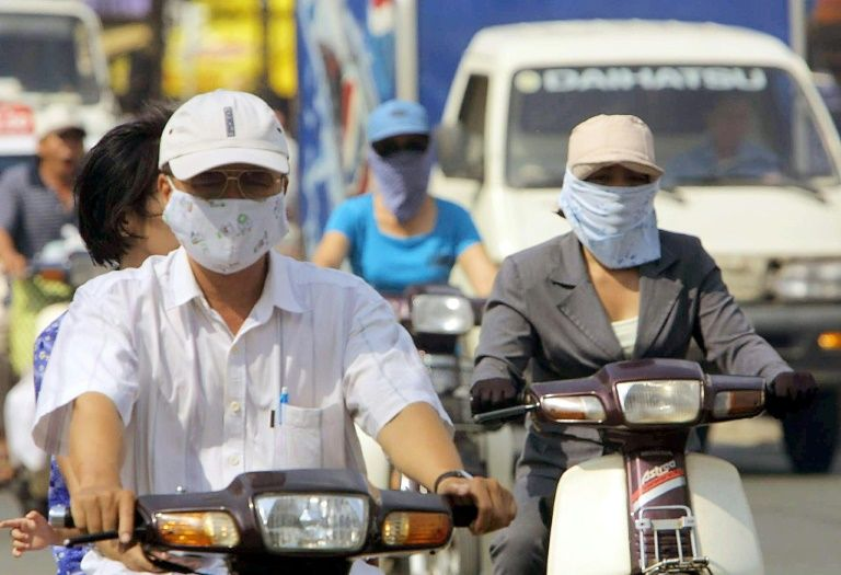 Pollution app pulled in Vietnam after 'coordinated campaign' of abuse