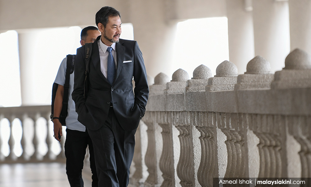 Day 17: I can't blame Najib for being conned by Jho Low - ex-1MDB CEO