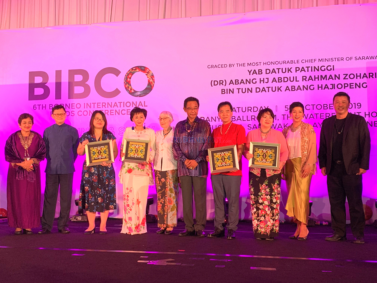 S'wak govt to continue promoting state's handicraft industry