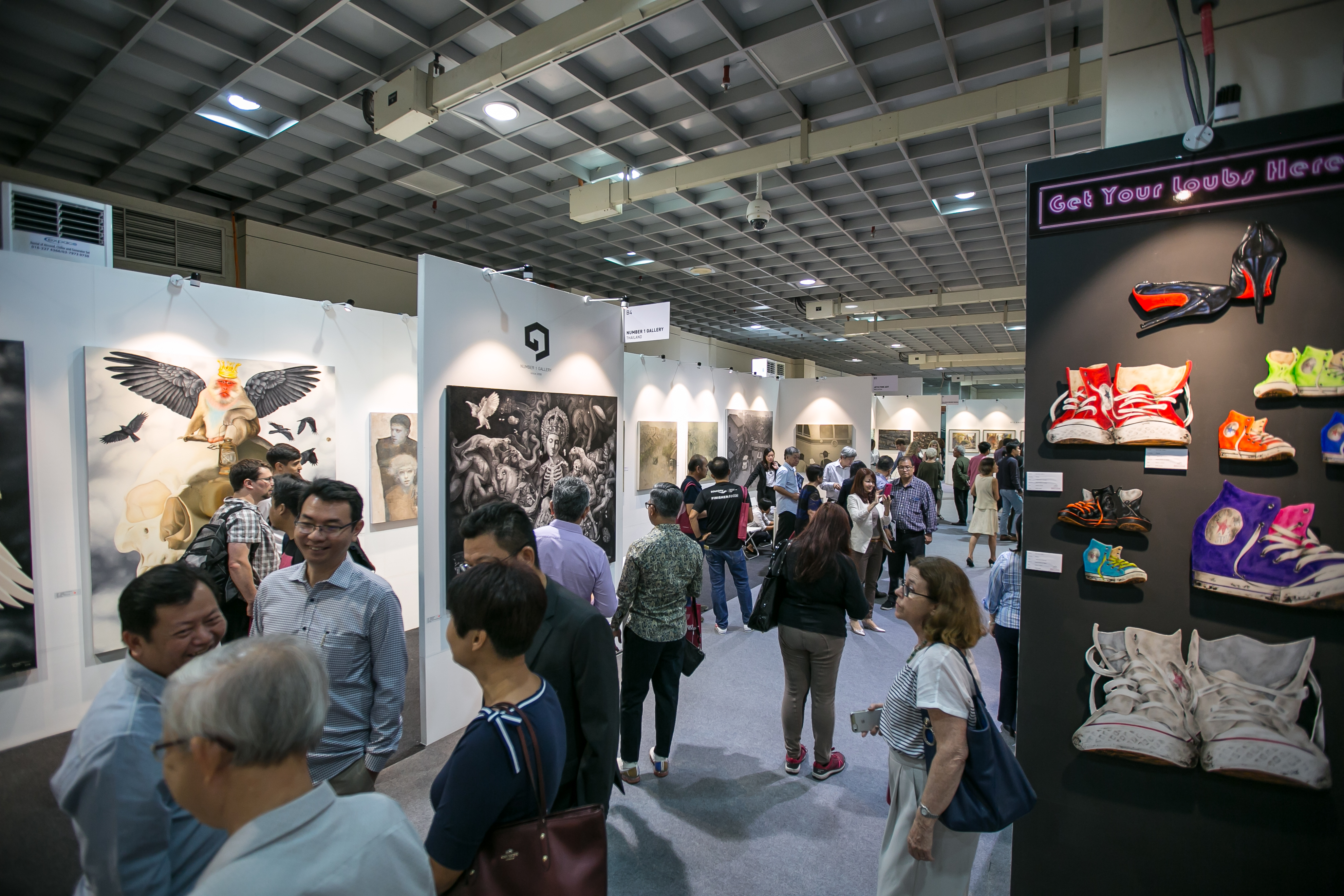 South-East Asian art set to dominate at this year's Art Expo Malaysia