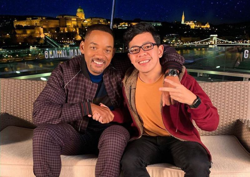 Malaysian's creative edit reposted by Hollywood actor Will Smith on Instagram (VIDEO)