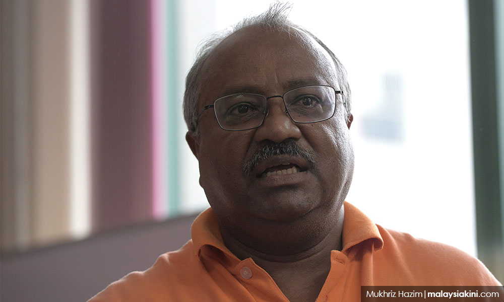 Downright insulting! DAP MP censures Dr M over 'orang asing' remark