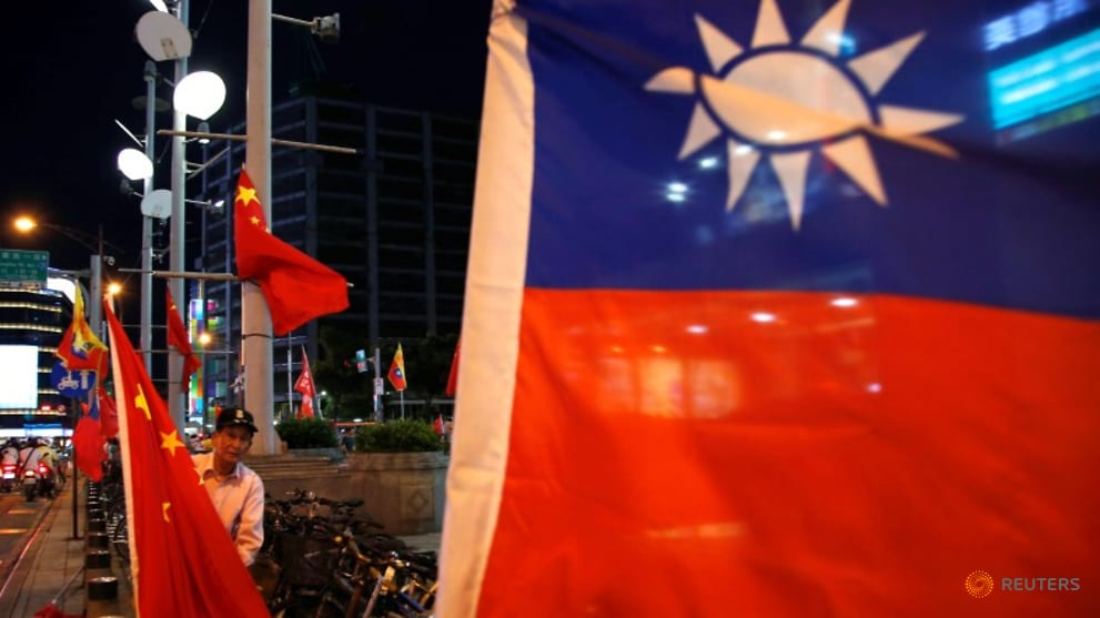Focus on COVID-19 battle, France tells China after Taiwan warning