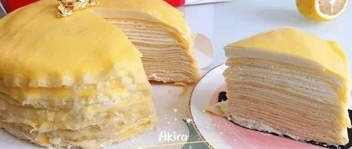 刷爆抖音超火的大白兔奶冻千层蛋糕,简直不太好吃了!!