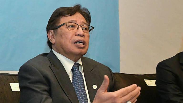 O & G taxes issue to be settled soon: Abang Johari