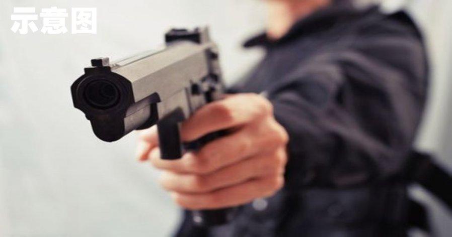 疑向已分手未婚妻提复合不果 警员开枪宣泄误射狗腿