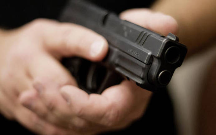 Police baffled by reported shooting incident