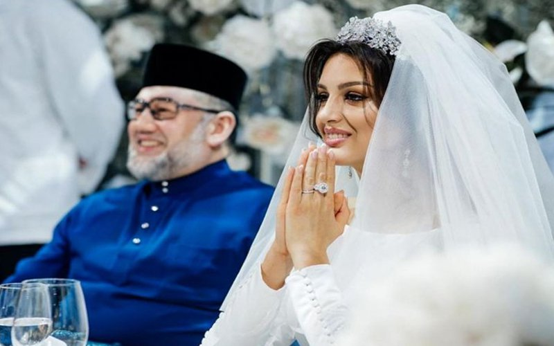 Oksana says she sold RM1 mil wedding ring to pay medical bills