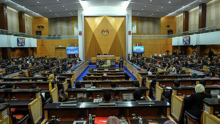 Ageing nation status raised in Dewan Negara
