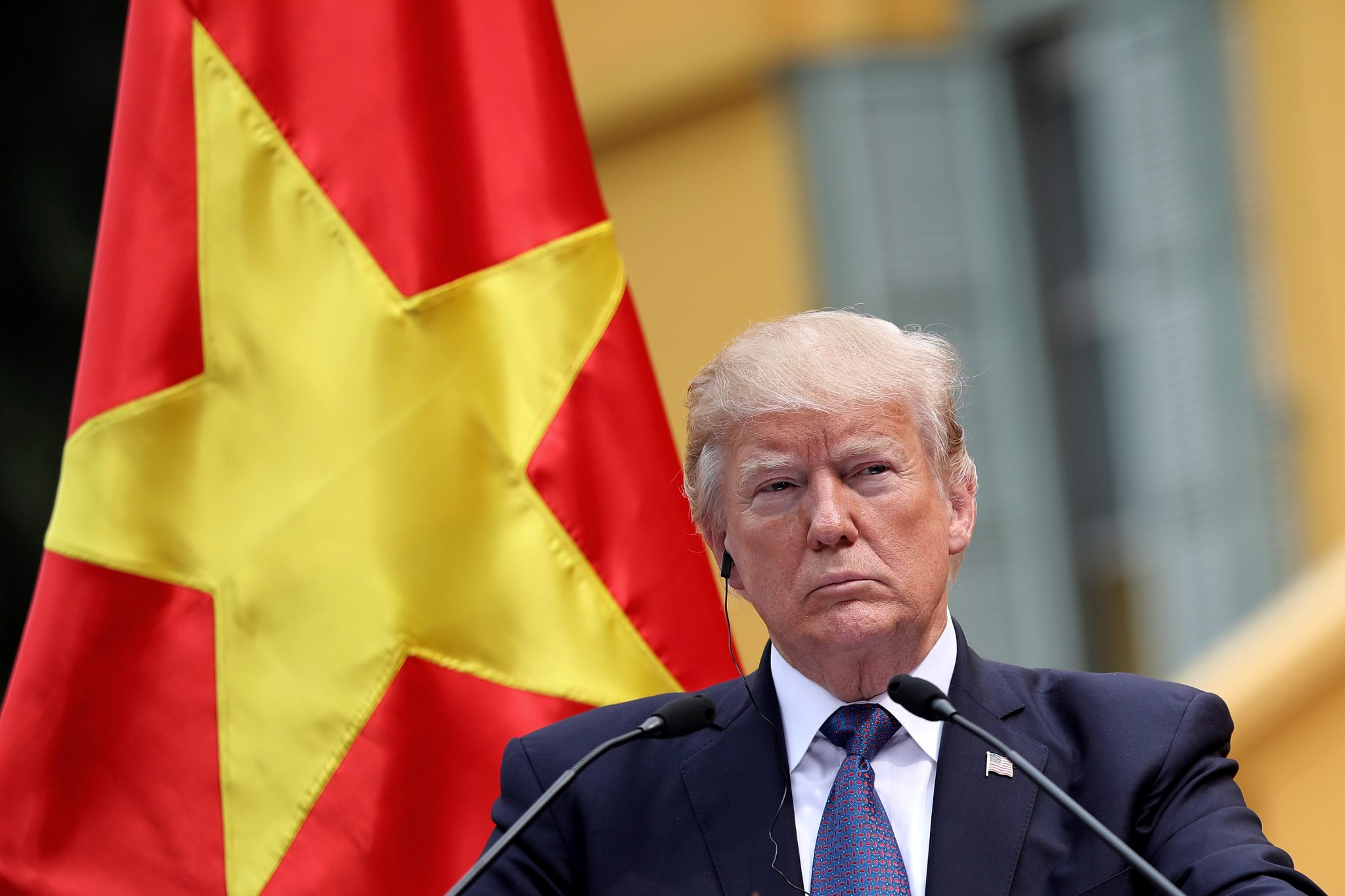 Vietnam's vulnerability to the US–China trade war
