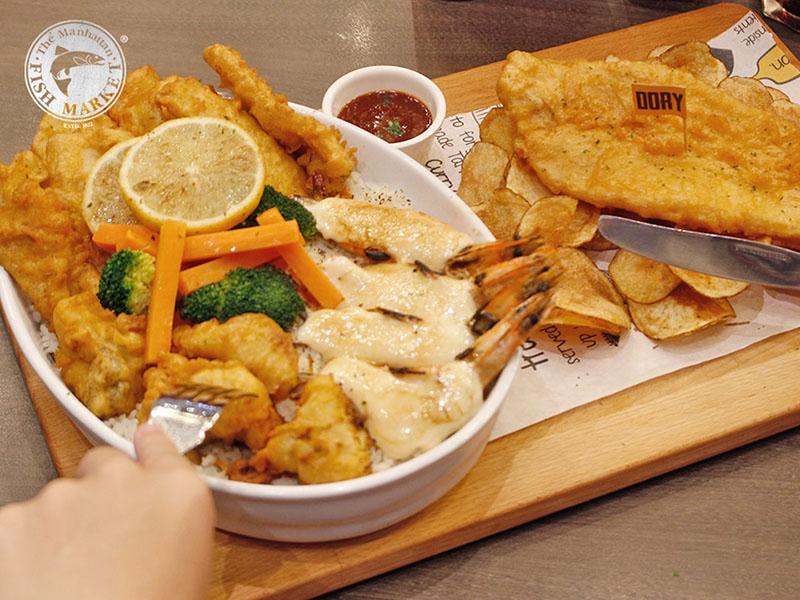 你order汤品和饮料,我送主餐!大马The Manhattan FISH MARKET推出星期二超值优惠!