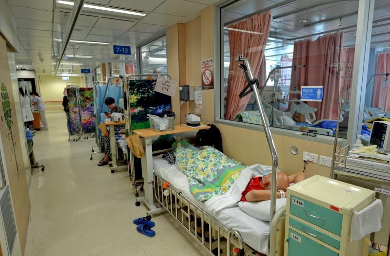 沙田护养院再多一人染副流感病毒