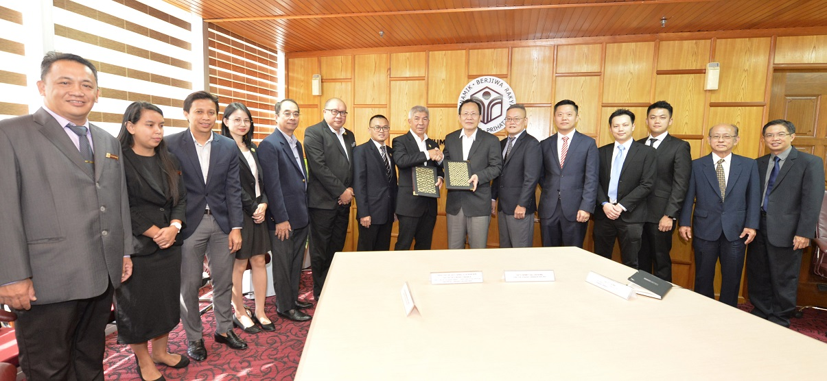 Yayasan Sabah Group inks JV deal on silica sand mining with KTS Group's subsidiary